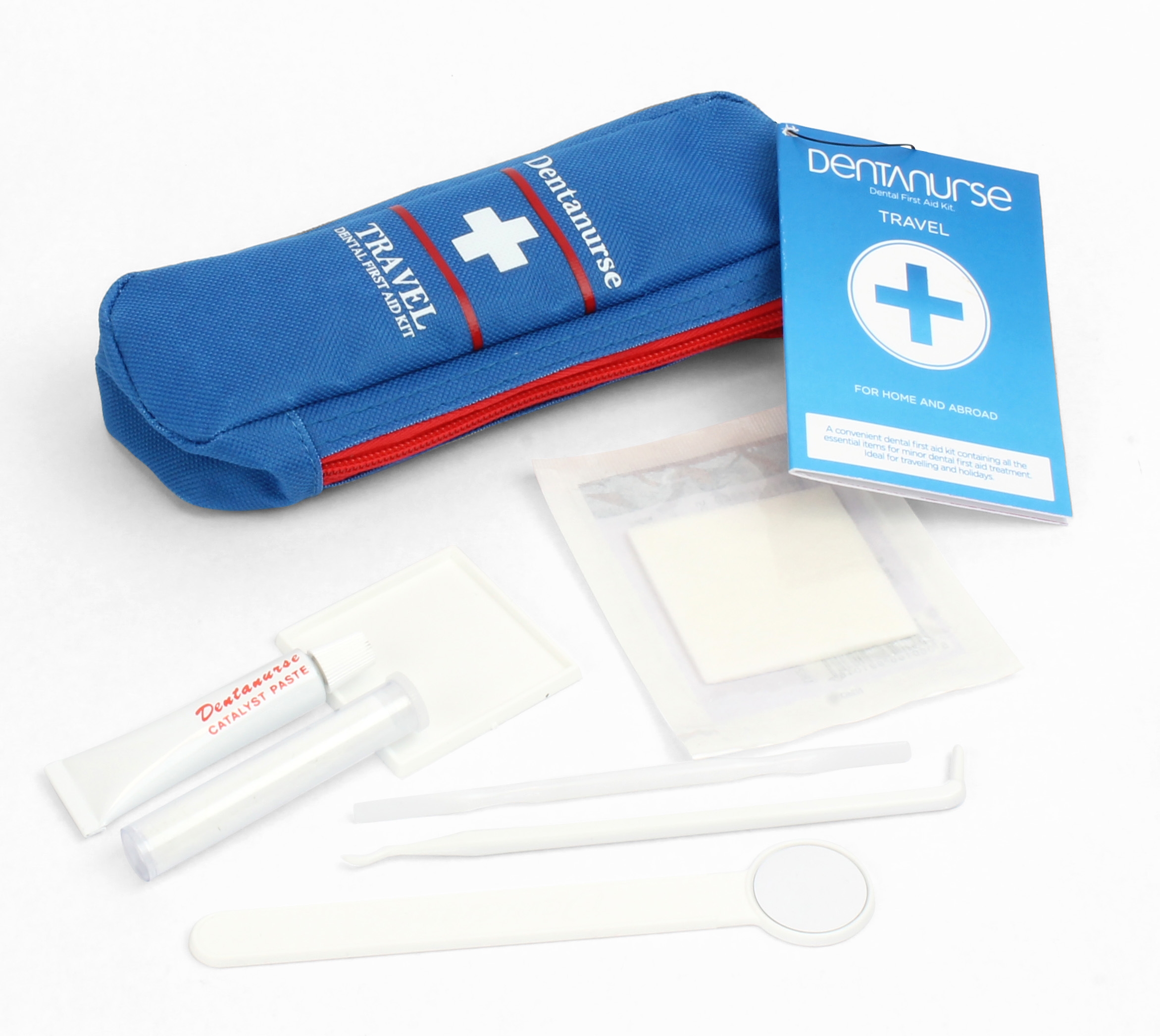 Dental Travel First Aid Bag